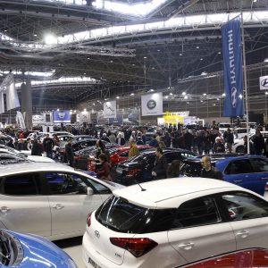 Feria del Automóvil (Photo: Alberto Sáiz)